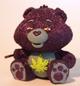 Purple Weed Bear