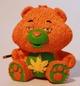 Orange Weed Bear