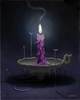 Purple Candleboy