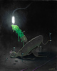 Green Candleboy