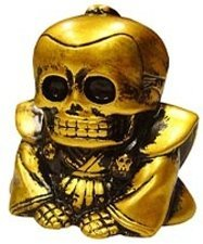 Honesuke___-_gold_w_black_rub-mori_katsura_skulltoys-honesuke-realxhead-trampt-208395m