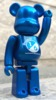 BE@RBRICK Project 1/6 novelty CANDY BLUE
