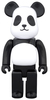Milk x Be@rbrick - Panda Boy 400%