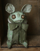Green Dust Bunny