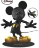 24-inch Art Figure - Mickey (Black/Gold)