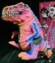 LulubellToys Ruruberu James Groman Mad Tyrano Mad Tyrannosaurus [ Cosmo Night α limited / pink molding / secret with the bonus ]