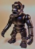 robot gorilla five quarters A type  molding color Godzilla Blue (dark blue)  Gun Metal blown ( include Evil Scientist omake )