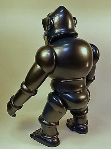 Robot_gorilla_five_quarters_a_type__molding_color_godzilla_blue_dark_blue__gun_metal_blown-minamimur-trampt-210629m