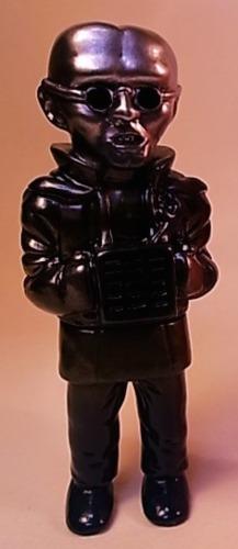 Robot_gorilla_five_quarters_a_type__molding_color_godzilla_blue_dark_blue__gun_metal_blown-minamimur-trampt-210630m