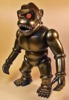robot gorilla 5th B type  molding color Godzilla Blue (dark blue)  Brass (brass color) blow ( include Evil Scientist omake )