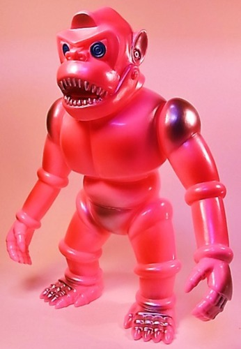 Robot_gorilla_6th_final_phase__pink_molded_color__include_evil_scientist_omake_-minamimura_takashino-trampt-210634m