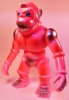robot gorilla 6th (final phase)  pink molded color ( include Evil Scientist omake )