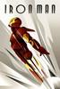 """Art Deco Iron Man"" Metallic Variant"