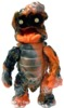 Super7 x GARGAMEL WALKING HEDORAN - SUPER7 limited / Orange / Black Marble