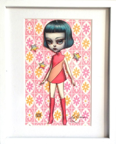 Sugar_soda-mab_graves-gouache_acrylic_colored_pencil_and_vintage_foil-trampt-211762m