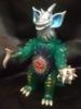 Tsuburaya Communications Soft Vinyl Monster Township [ Tyrant Clear Green ]