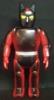 No. M1 No. Soft Iron Man 28 [ Black Ox red molded black spray ]