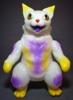 King Negora Glow In Dark Kaiju Cat