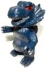 "Ruffed dinosaur Jirass-Etoya Seisaku-do Ver. ""MONSTOCK !! feature version (dark blue)"""
