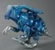 BLUE FLORAL DINOGRENADE