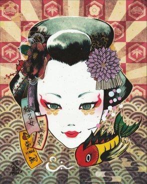 Kibuna_otome_ume-teresa_chiba-gicle_digital_print-trampt-214227m