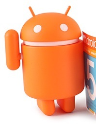 Orange-google-android-dyzplastic-trampt-214746m