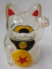Fortune Cat Baby / ( clear molding / oval = ☆)