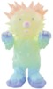 Baby inc 7th color - Pastel Rainbow (GID)