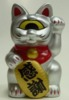 Fortune Cat Baby silver thanks