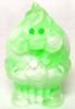 Muu Marble paint (green x White)