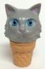REFRESHMENT CAT ICECREAM gray