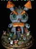 "20"" Mega Dunny Haunted House"