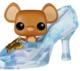 Disney Cinderella - Gus Gus in Slipper