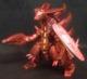 Bandai Soft Ultra Monster Series DX Urufesu 2014 limited [ Super Grand King (SD) Fire Metallic Ver. ]