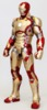 "Mega Sofubi Advance - MA-002 Iron Man Mark 42 ""Iron Man 3"""