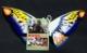 Bandai Toho monster 1998 G-13 [ Rainbow Mothra ]