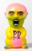 PUNK DRUNKERS X RAMPAGE TOYS GUY RAT (yellow molding)