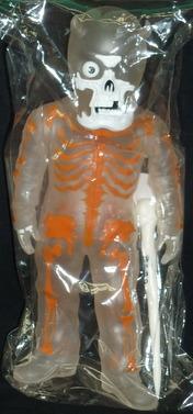 Skullman__happy_halloween__clear_x_orange_-balzac-skullman-secret_base-trampt-219374m