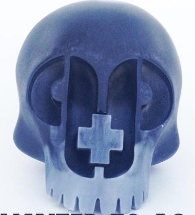 The_unkind_marbled-dubose_art-paper__plastick_skull-paper__plastick-trampt-219507m