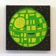 Happy Death Star (Green/Yellow)
