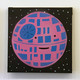 Happy Death Star (Pink/Blue)