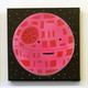 Happy Death Star (Pink/Red)