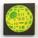 Happy Death Star (Yellow/Green)