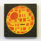 Happy Death Star (Yellow/Red)