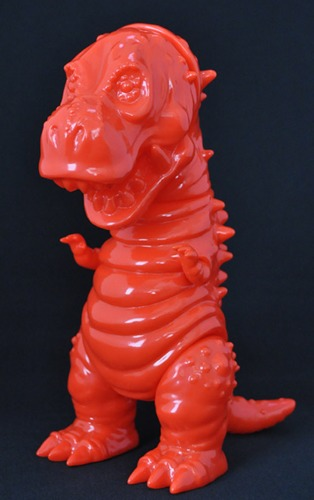 Tyranbo_red__unpainted-hiramoto_kaiju-tyranbo-cojica_toys-trampt-220939m