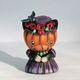 Violet Halloween