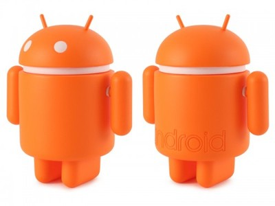 Orange-google-android-dyzplastic-trampt-221298m