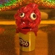 Play-Doh Melt (Bumpy Red with 2 eyes)