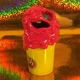 Play-Doh Melt (Hot Pink with 1 green eye)