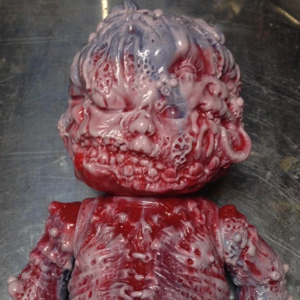 Autopsy Zombie Staple Baby Marbled Lovesick Editio